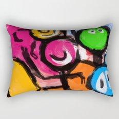 The dreams of children Rectangular Pillow