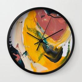 Color df Wall Clock