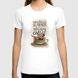 Coffee Lady T-shirt
