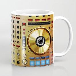 DDJ SX N In Limited Edition Gold Colorway Coffee Mug
