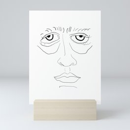Grouch Mini Art Print