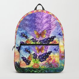 Bluebonnet Bouquet Backpack