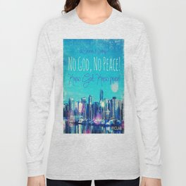 Know God Long Sleeve T-shirt