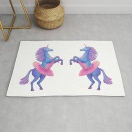 Unicorn Ballerina Rug
