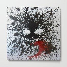 Psychotic Symbiotic Metal Print
