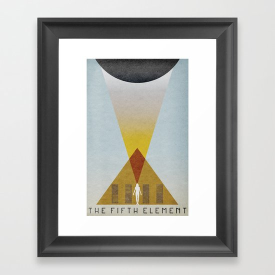 The Fifth Element Framed Art Print