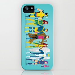 Pixel Mutants iPhone Case