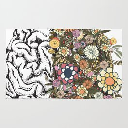Anatomy Brain Rug