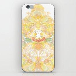 the big Om iPhone Skin
