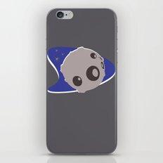 Moon Girl Logo iPhone & iPod Skin