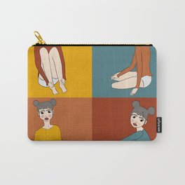 Corinne Carry-All Pouch