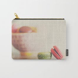a macaron still life ... Carry-All Pouch