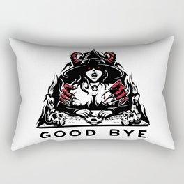Ouija Witch Rectangular Pillow