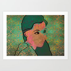 148. Art Print