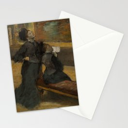 Visit to a Museum Stationery Cards