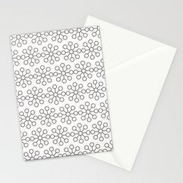 WHITE SUMMER Stationery Cards
