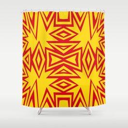 Firethorn - Coral Reef Series 012 Shower Curtain