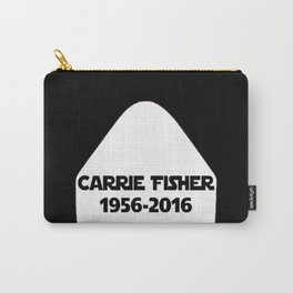 Carrie Fisher Carry-All Pouch