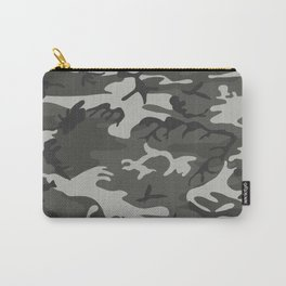 Camouflage Pattern Snow Carry-All Pouch