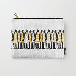 Black people Carry-All Pouch