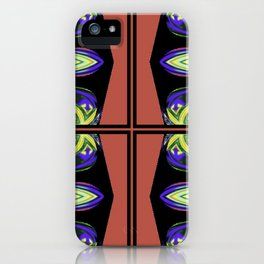 There Are Two Sides To Everything iPhone Case