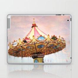 dusk at the fair Laptop & iPad Skin