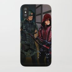 Arrowverse iPhone X Slim Case