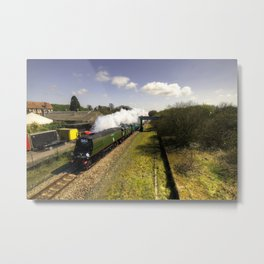 Tangmere at Seaton Junction Metal Print