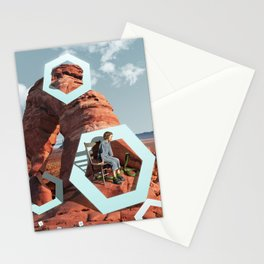 Infinity Drips Stationery Cards