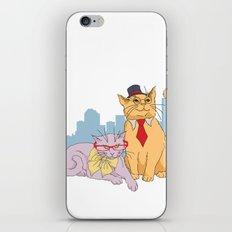 Calgary Cats iPhone Skin