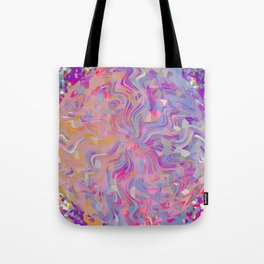Electrified Crystal Ball Tote Bag