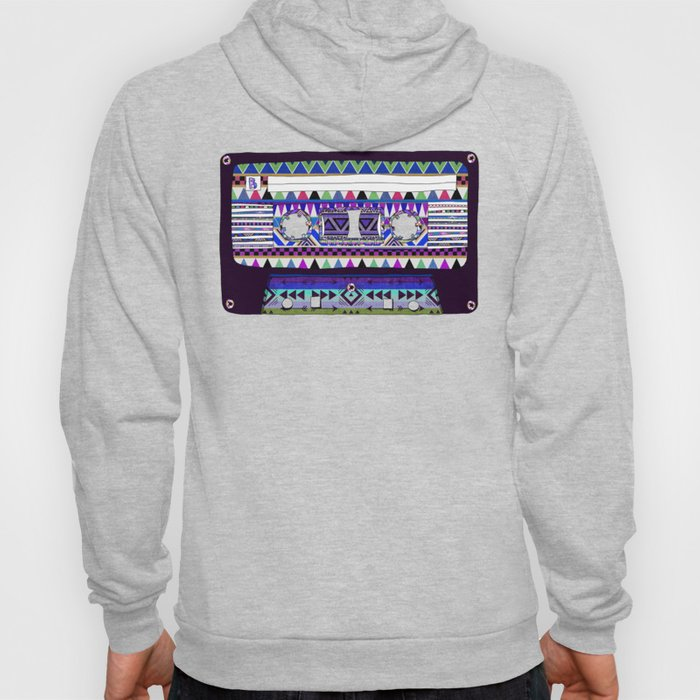Mix Tape # 10 Hoody