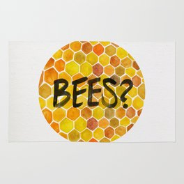 BEES? Rug