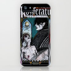Rozzferatu - Fanart for Rozz Williams iPhone (5, 5s) Slim Case