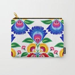 folk flower Carry-All Pouch