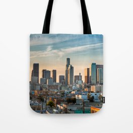 LA Skyline Tote Bag