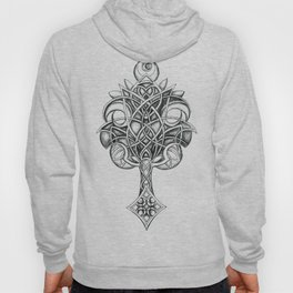 Celtic tree of life Hoody