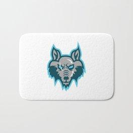 Azgeda Kru Wolf Bath Mat