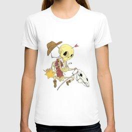 Cowboy Skull T-shirt