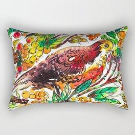 Cinnamon Dove Rectangular Pillow