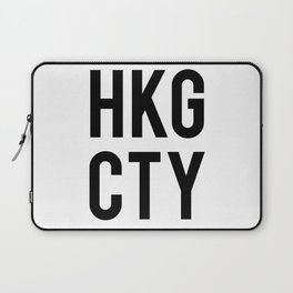Hong Kong City Laptop Sleeve