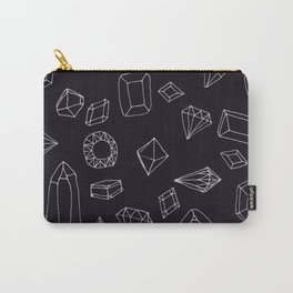 doodle crystals Carry-All Pouch