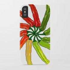 Spicy iPhone X Slim Case