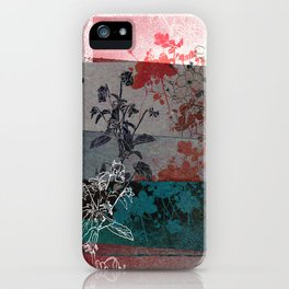 Anemony iPhone Case
