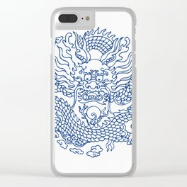 Tuan Loong Clear iPhone Case