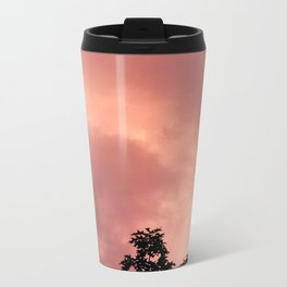 Calm Before the Storm Metal Travel Mug