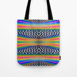 Ska Prism Tote Bag