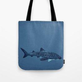 "FINconceivable Still ""Whale Shark"" Tote Bag"