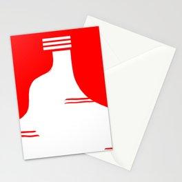 RED Castildetierra. Ribera de Navarra Stationery Cards