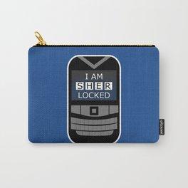 I Am Sherlocked - Sherlock Holmes Locked Phone Carry-All Pouch